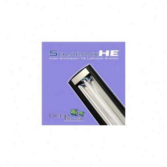 Deep Blue Professional Adb42148 Solarmaxhe T5 Single Stirp