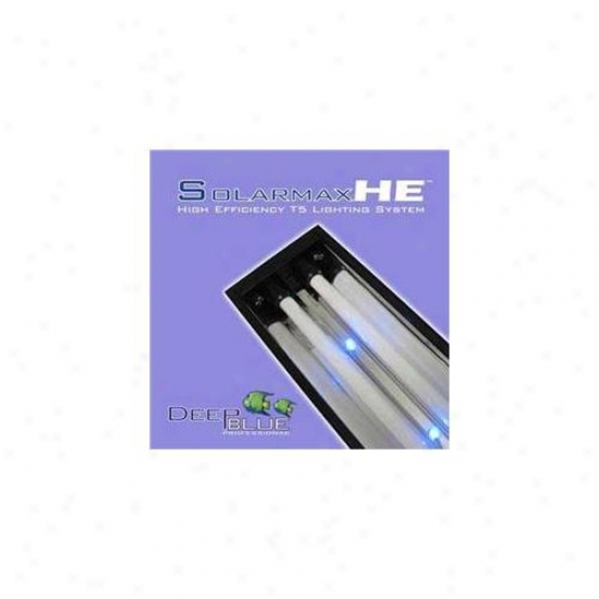 Deep Blue Professional Adb42236 Solarmaxhe2 Double T5 10000k Strip