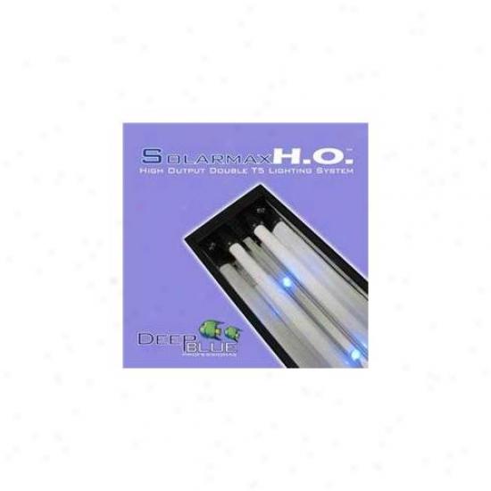 Deep Blue Professional Adb42330 Solarmaxh02 Double T5 Ho Tear off