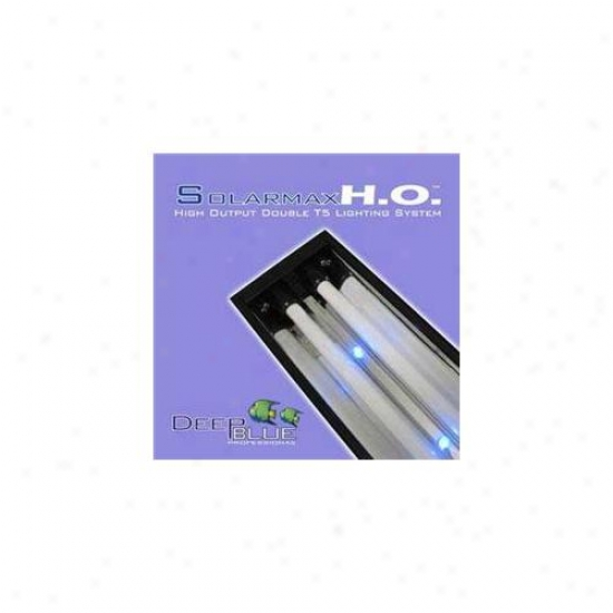 Desp Azure Professional Adb42348 Solarmaxh02 Double T5 Ho Strip