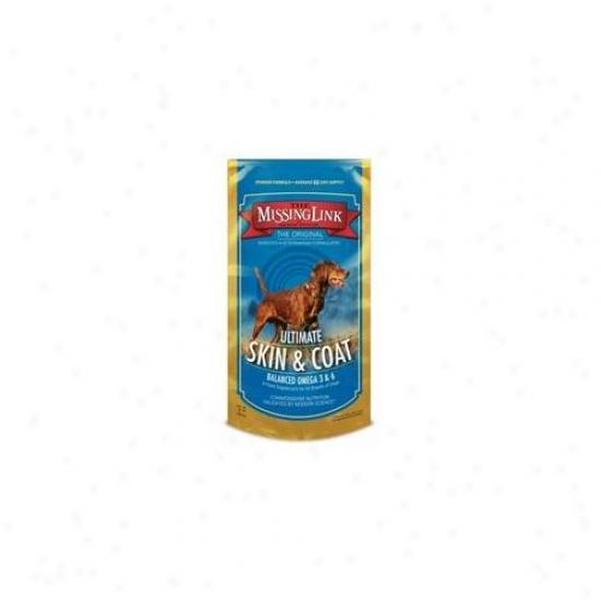 Designing Health 015dhi-d1 Missing Link Ultimate Skin & Coat For Dogs, 1 Lb