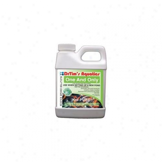Drtim's Aquatics 605 64 Oz Koi-pure The same & Only Live Nitrifying Bacteria For Pond