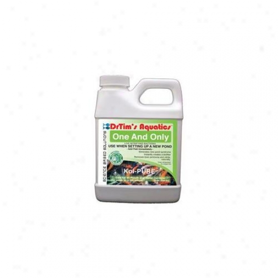 rDtim's Aquatics 606 128 Oz Koi-pure One Only Live Nitrifying Bacteria For Pond