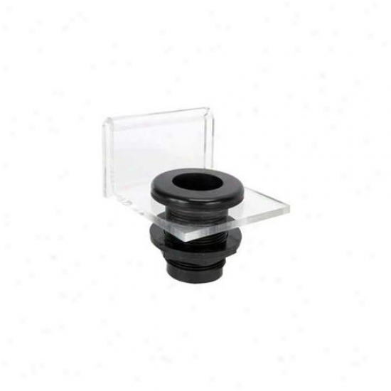 E-shopps Aeo19030 Re-establishment Bulkhead Bracket For Wet/dry Filters And Sump Systems