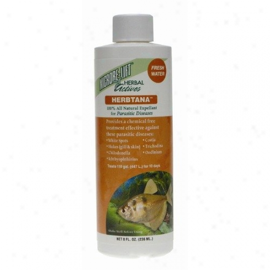 Ecological Laboratories Microbe-lift Herbtana Freshwater Formula