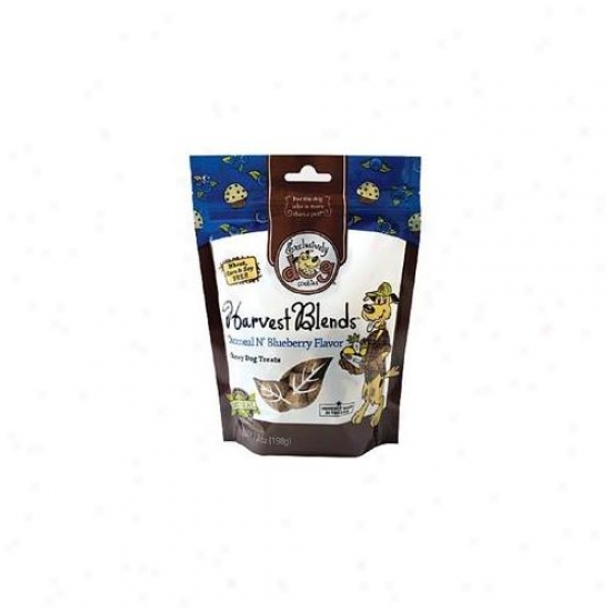 Exclusively Pet 197016 7oz Ingathering Blends - Blueberry Oatmeal
