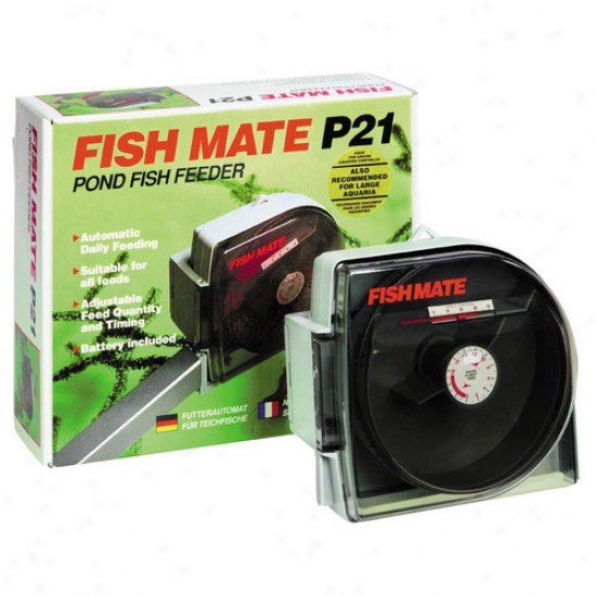 Fish Equal P21 Fish Mate Pond Fish Feeder