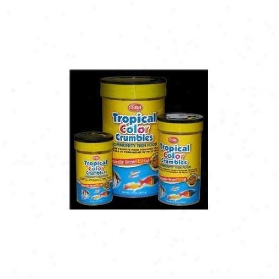 H. B. H.  Enterprises Ahh15506 Tropical Color Crumbles