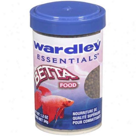 Hartz 01648 1.2 Oz Wardley Betta Premium Food