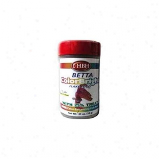 Hbh Enterprises 036149 Betta Colorbright Flake