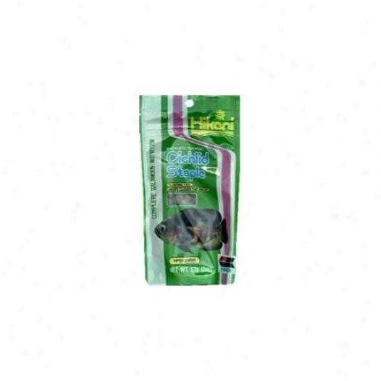 Hikari Sales Cichlid Staple 2 Ounces - 3411