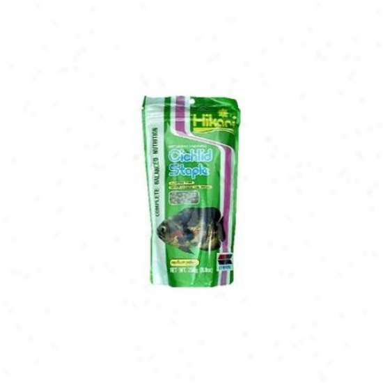 Hikari Sales Cichlid Staple 8. 8 Ounce - 3328