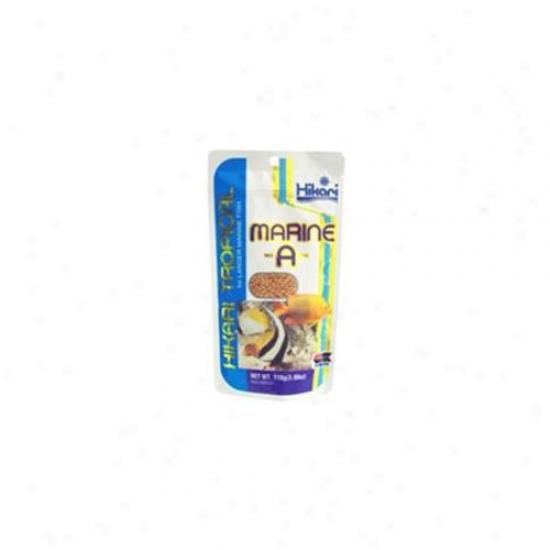 Hikari Salea Marine-s Pellet 1. 76 Ounces - 25210