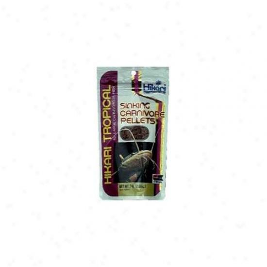 Hikari Sales Sink Carnivor 2. 61 Ounces - 21915