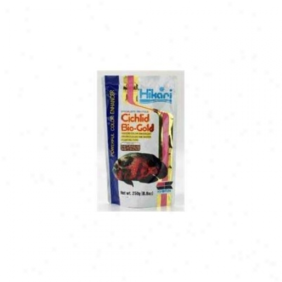 Hikari Usa Inc.  Ahk15228 Cichlid Bio Gold Plus