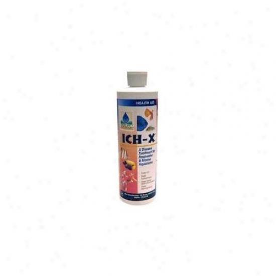 Hikari Usa Inc.  Ahk73216 Ich-x Fish Food