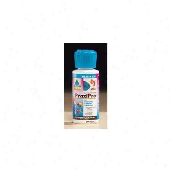 Hikari Usa Inc.  Ahk73251 Aquarium Solutions Prazipro 1oz Bottle