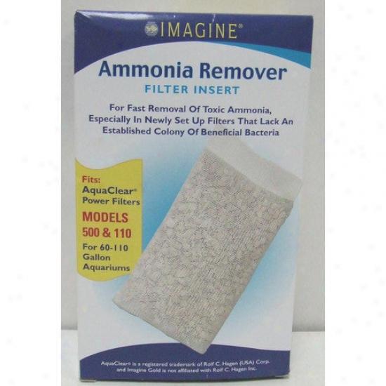 Imagine Gold Ammonia Remover Filter Insert