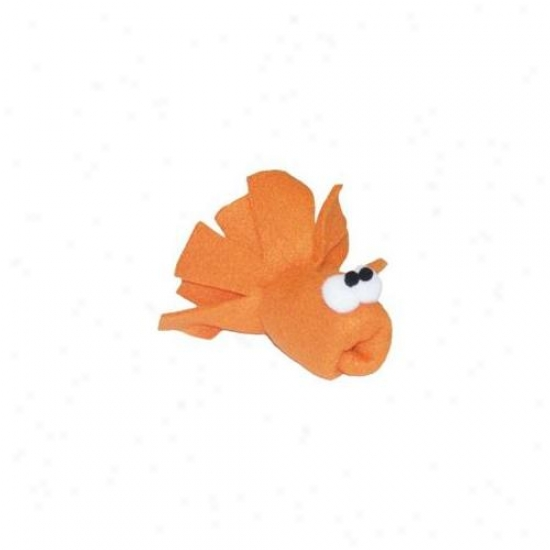 Imperial Cat 00135 Goldie Goldfish Catnip Toy