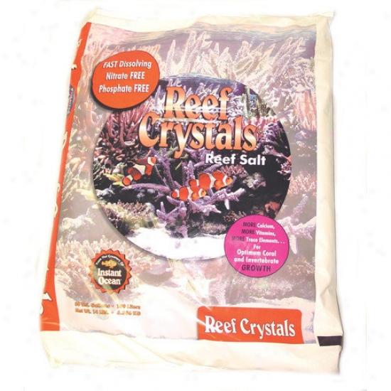 Inatant Ocean Reef Crystal Reef Sea Salt