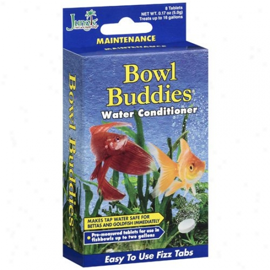 Jungle: Bowl Buddies Water Conditioner, 1 Ct