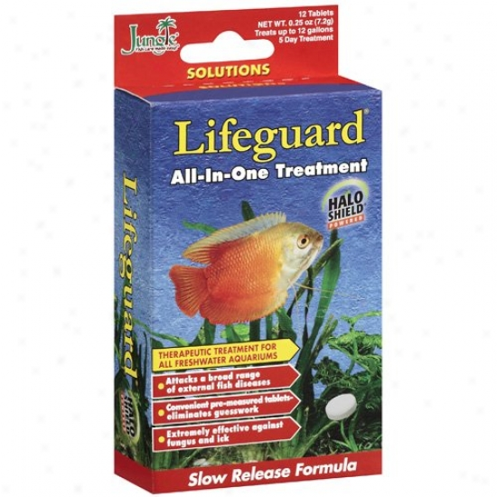 Jungle: Lifeguard All-in-one Treatment, 1 Ct