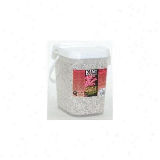 Kent Sea-piece Akmns100 Nitrate Sponge 100 Gallon