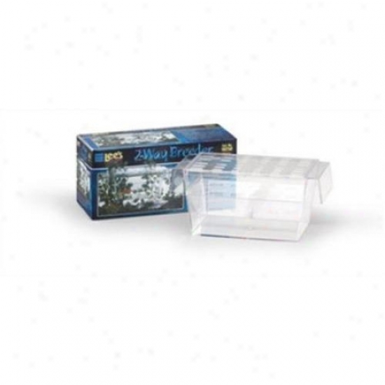 Lees Aquarium 10250 Two-way Guppy Breeder