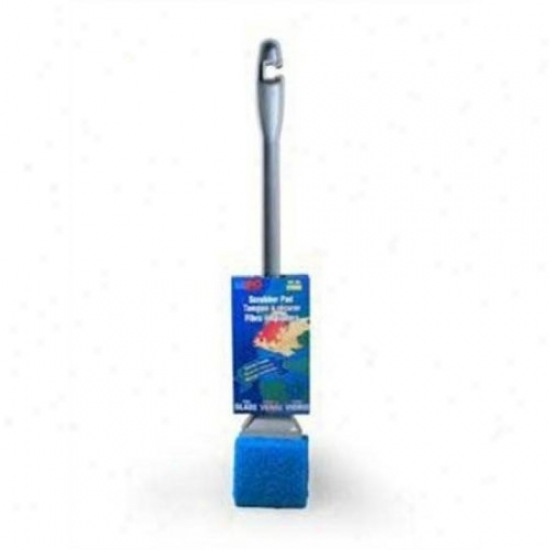 Lees Aquarium 12080 Super Algae Scrubber With Handle