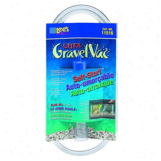 Lees Aquarium & Pet Slim Jr Gravel Cleaner