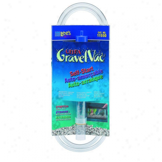 Lees Aquarium & Favorite Stretch Gravel Cleaner