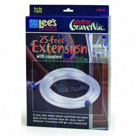 Lees Aquarium & Pet Ultimate Extension Hose