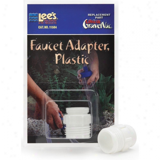 Dregs Aquarium & Pet Ultimate Faucet Adapter Plus