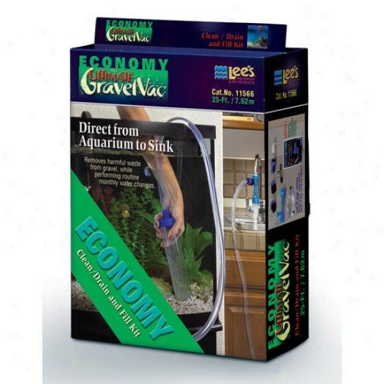 Lees Aquarium & Pet Ultimate Gravel Vacuum