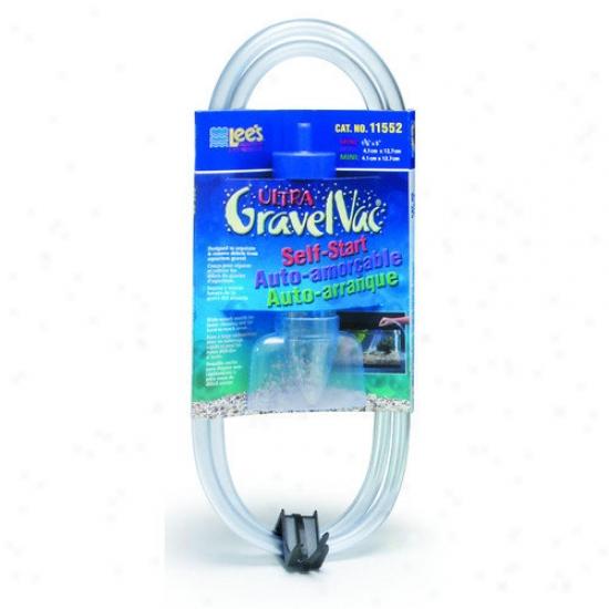 Lees Aquarium & Pe Vacuum Gravel Cleaner