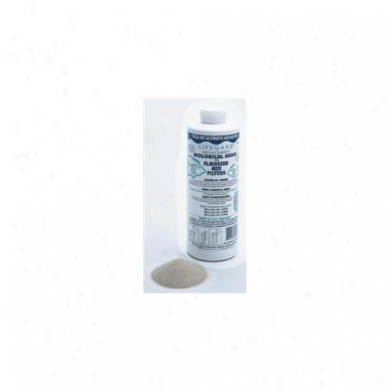 Lifegard Aquatics Arp270241 3lbs Fluidized Bed Media
