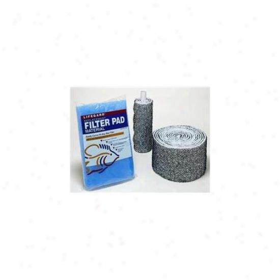 Lifegard Aquatics Arp270840 15ft X 2ft Bulk Filter Pad
