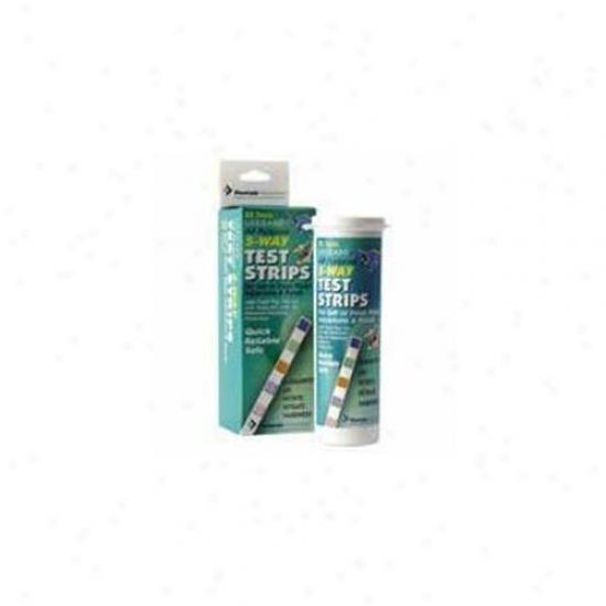 Lifegard Aquatics Arp440002 5 Way Test Strips