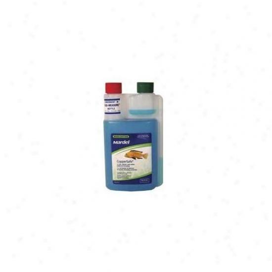 Mardel - Virbac - Amd11340 Freshwater Coppersafe 16oz