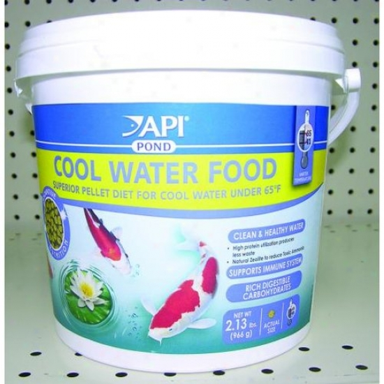 Mars Fishcare 197c Api Pond - Cool Supply with ~  Food