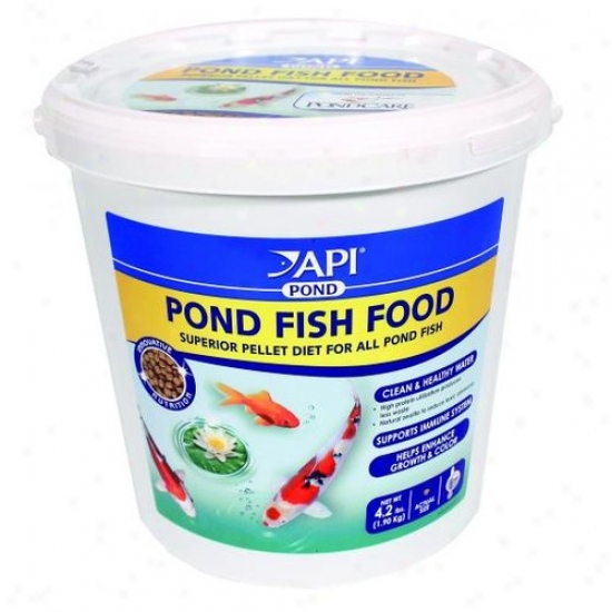 Mars Fishcare 198e Apl Pond - Pond Fish Food