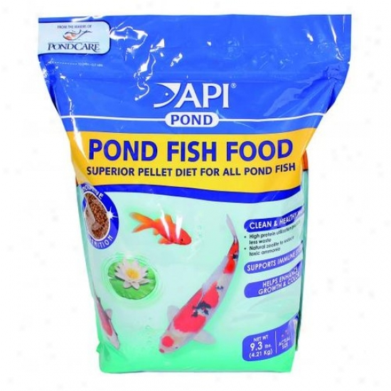 Mar Fishcare 198g Api Pond - Pond Fish Food