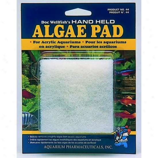 Mars Fishcare 44 Algae Hand Pad For Acrylic