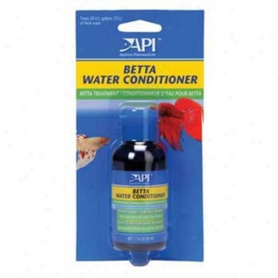 Mars Fishcare 92b Betta Water Conditioner 1.7oz