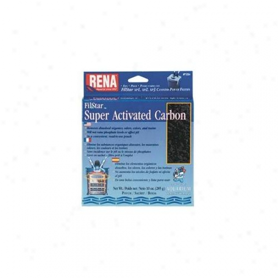 Mars Fishcare North Amer - Rena Filstar Super Actvated Carobn - 729a