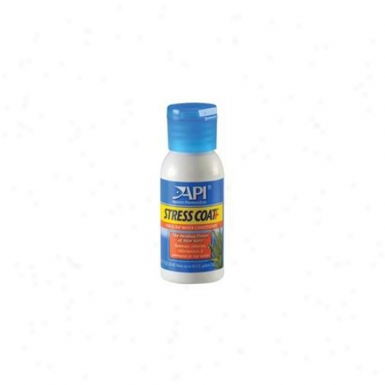 Mars Fishcare North Amer - Stress Coat 1 Ounce - 85g