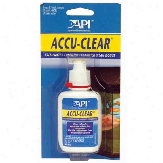 Mars Fishcare North America Accu-clear Water Conditioner