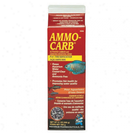 Mars Fishcare North America Ammo-carb Filter