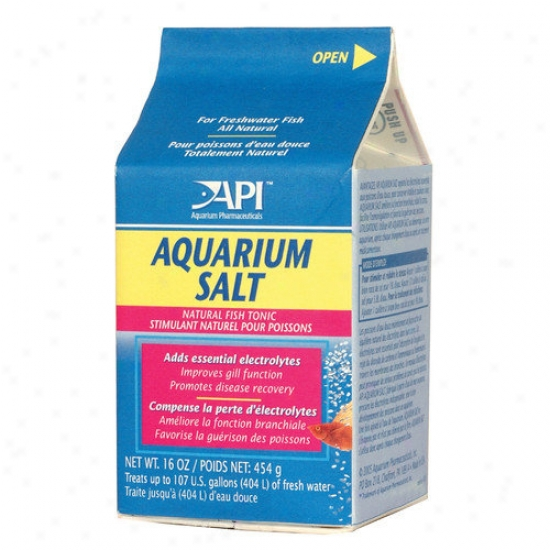 Mars Fishcare North America Aquarium Salt