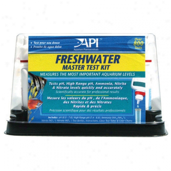 Mars Fishcare North America Freshwater Master Test Kit